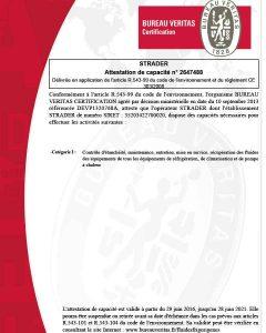 Veritas Certificaciones