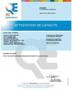 Qulifelec Certificaciones
